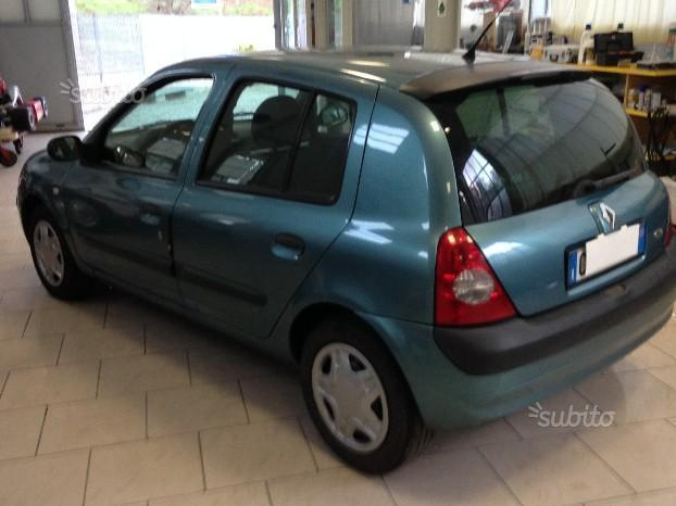 sold renault clio 1 5 tdi 2003 used cars for sale autouncle. Black Bedroom Furniture Sets. Home Design Ideas
