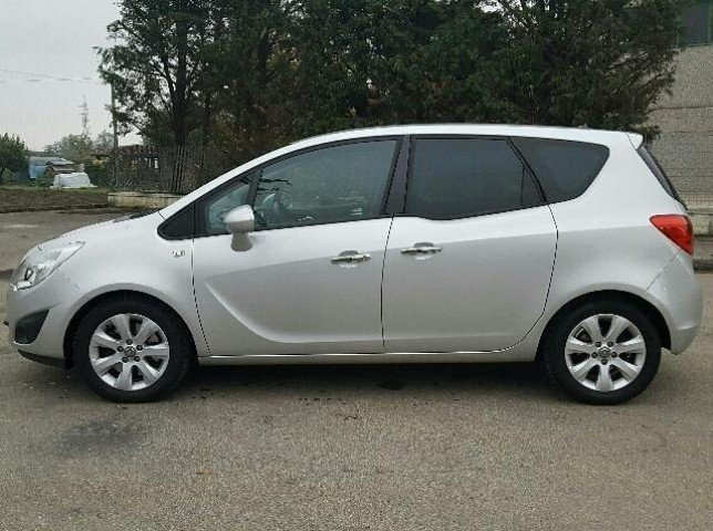 sold opel meriva 1 7 cdti 110cv co used cars for sale autouncle. Black Bedroom Furniture Sets. Home Design Ideas