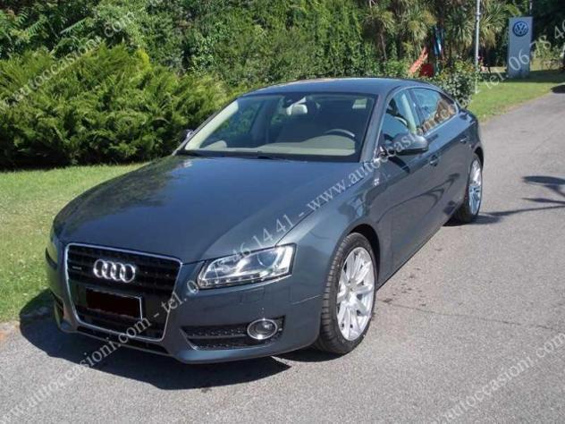 Audi a5 3000 tdi quattro usata 2