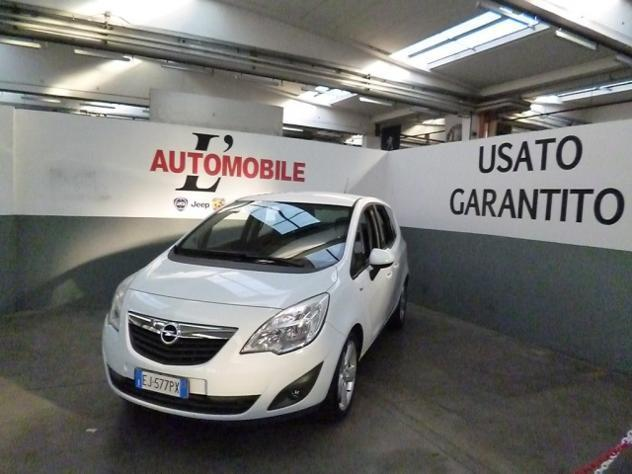 usato 1700 cc opel meriva 2011 km in roma. Black Bedroom Furniture Sets. Home Design Ideas