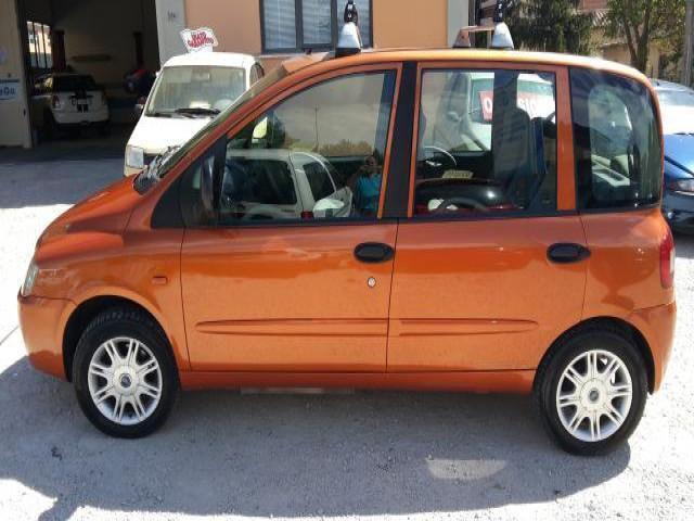 usato 1 6 natural power metano 1 6 natural power fiat multipla 2004 km in cisterna. Black Bedroom Furniture Sets. Home Design Ideas