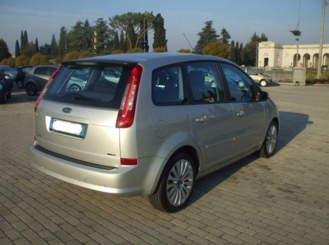 sold ford c max 1 6 tdci 90 cv tit used cars for sale autouncle. Black Bedroom Furniture Sets. Home Design Ideas
