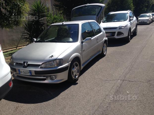 sold peugeot 106 sport used cars for sale autouncle. Black Bedroom Furniture Sets. Home Design Ideas