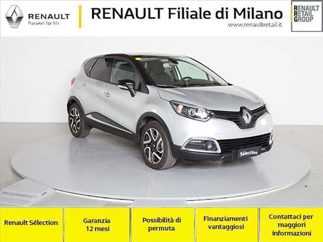 Sold renault captur 1 5 dci excite used cars for sale for Captur excite