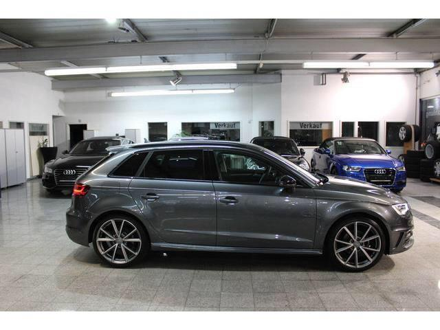 Sold Audi A3 Spb 1 4 Tfsi 125 Cv S Used Cars For Sale