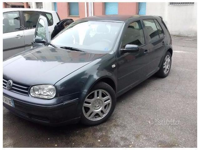 sold vw golf 1 9 tdi 110 cv cat 5p used cars for sale autouncle. Black Bedroom Furniture Sets. Home Design Ideas