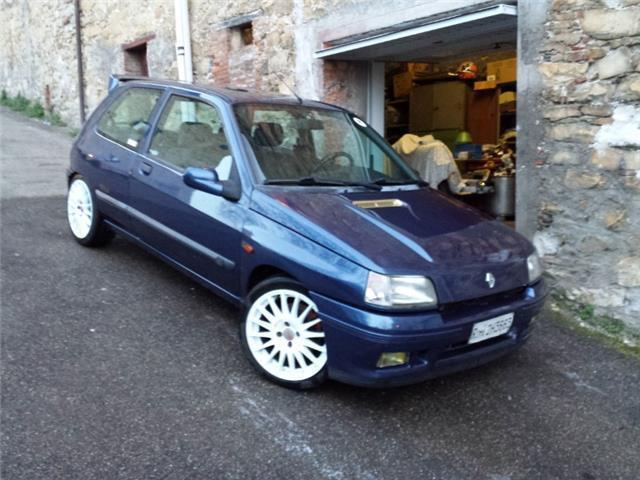 sold renault clio williams used cars for sale autouncle. Black Bedroom Furniture Sets. Home Design Ideas