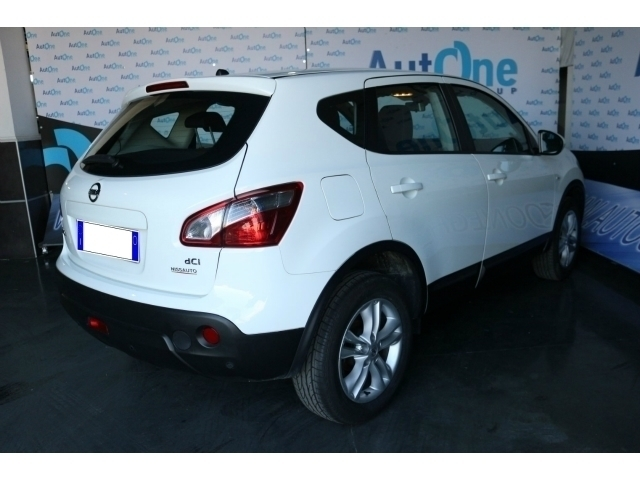 Sold Nissan Qashqai 1 5 Dci Dpf Ac Used Cars For Sale