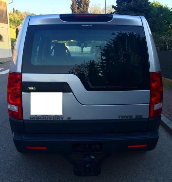 Sold Land Rover Discovery 3