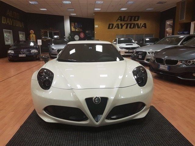 sold alfa romeo 4c usata del 2015 . - used cars for sale - autouncle