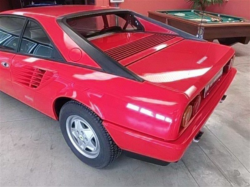 sold ferrari mondial coup 3 2 del used cars for sale. Black Bedroom Furniture Sets. Home Design Ideas