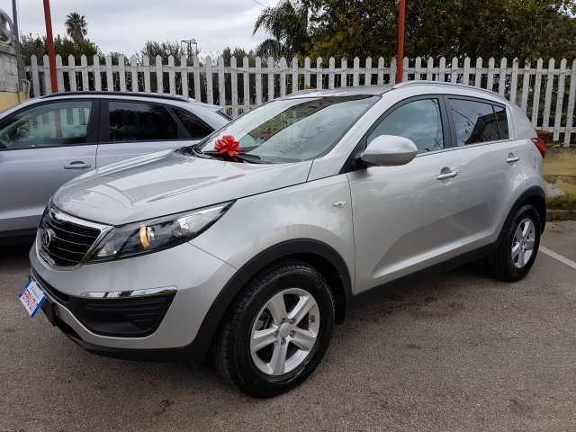 sold kia sportage 1'7crdi kmo 115c. - used cars for sale