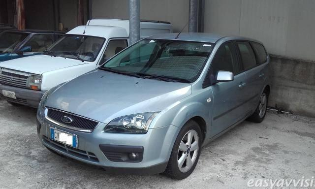ford focus 2005 station wagon usata