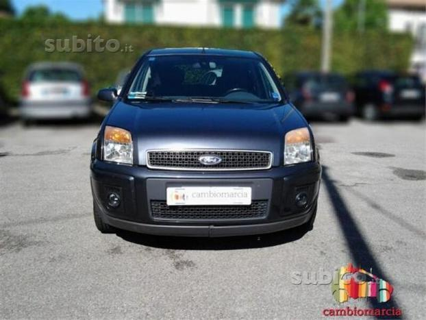 sold ford fusion fusion 1 6 tdci 5 used cars for sale autouncle. Black Bedroom Furniture Sets. Home Design Ideas