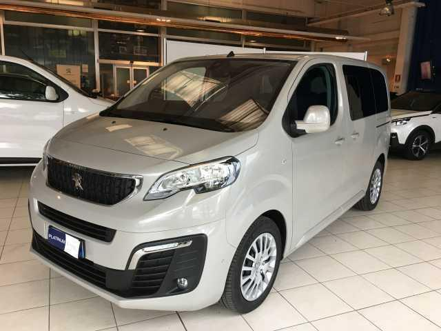 Sold Peugeot Traveller Compact Act. - used cars for sale ...