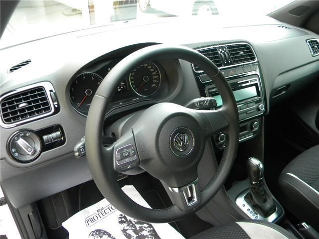 Sold Vw Polo 1 4 Dsg 5 Porte R Lin Used Cars For Sale