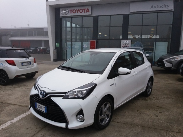 sold toyota yaris usata del 2016 a. - used cars for sale - autouncle
