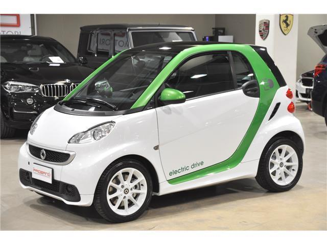 Sold Smart Fortwo Electric Drive C Used Cars For Sale