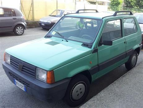 sold fiat panda 1100 i e cat h used cars for sale autouncle. Black Bedroom Furniture Sets. Home Design Ideas