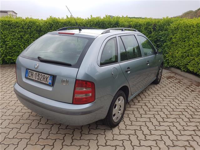 sold skoda fabia 1 9 sdi cat wagon used cars for sale autouncle. Black Bedroom Furniture Sets. Home Design Ideas