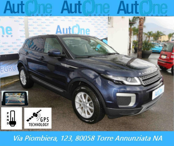 Sold Land Rover Range Rover Evoque.