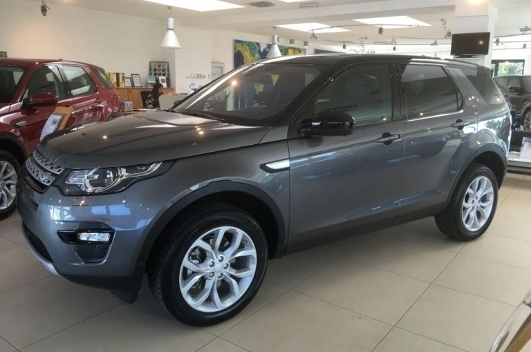 usata Land Rover Discovery Sport 2.0 TD4 180 CV HSE AUT.