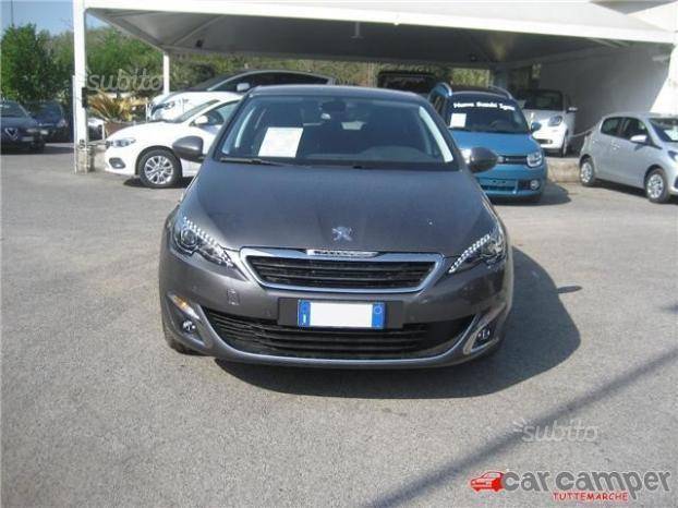 sold peugeot 308 1 6 hdi 120 cv al used cars for sale autouncle. Black Bedroom Furniture Sets. Home Design Ideas