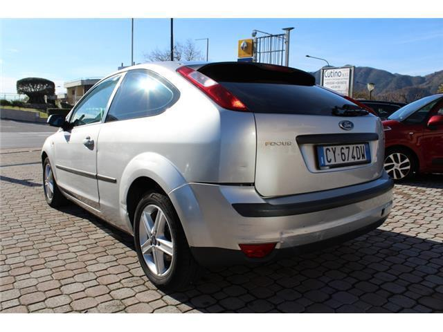 sold ford focus 1 8 tdci coupe 39 ti used cars for sale. Black Bedroom Furniture Sets. Home Design Ideas