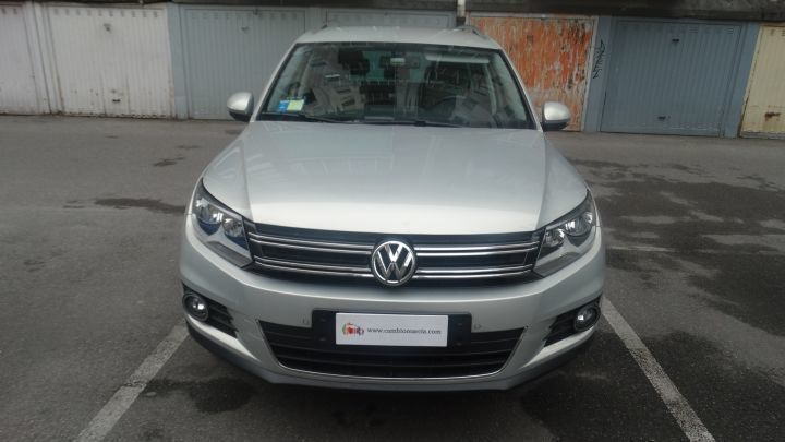 sold vw tiguan 2 0 tdi 110 cv tren used cars for sale autouncle. Black Bedroom Furniture Sets. Home Design Ideas
