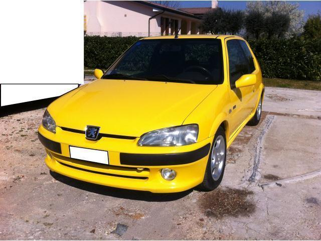 sold peugeot 106 1 4 sport per used cars for sale autouncle. Black Bedroom Furniture Sets. Home Design Ideas