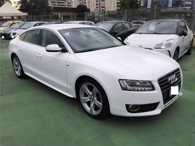 Audi a5 sportback usata prezzo 13