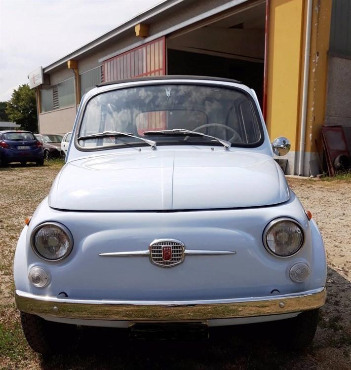 Sold Fiat 500 (2007--->)