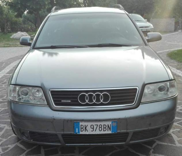 Sold Audi A6 2.5 TDI V6 Quattro Av.