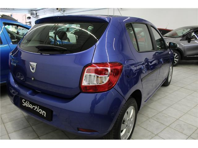 sold dacia sandero 1 2 gpl 75cv ex used cars for sale autouncle. Black Bedroom Furniture Sets. Home Design Ideas