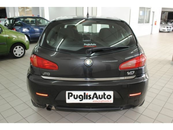sold alfa romeo 147 1 9 jtd 115 c used cars for sale. Black Bedroom Furniture Sets. Home Design Ideas