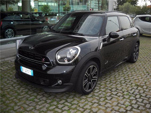 sold mini cooper s countryman all4 used cars for sale autouncle. Black Bedroom Furniture Sets. Home Design Ideas