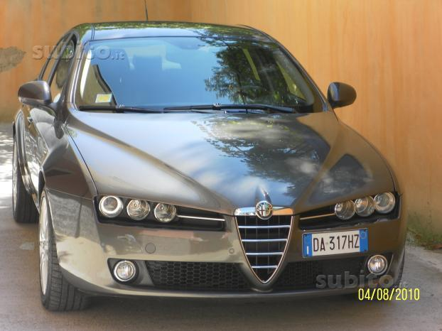 sold alfa romeo 159 2 4 berlina ex used cars for sale autouncle. Black Bedroom Furniture Sets. Home Design Ideas