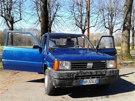 Sold Fiat Panda 1 0 Fire I E V Used Cars For Sale