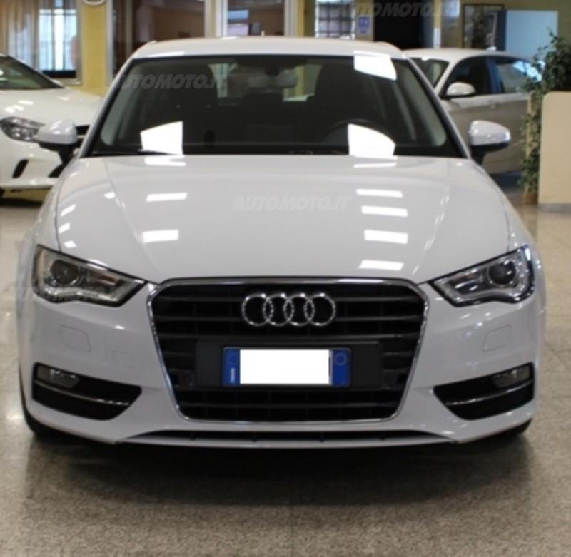 Sold Audi A3 Sportback 2.0 TDI 184.