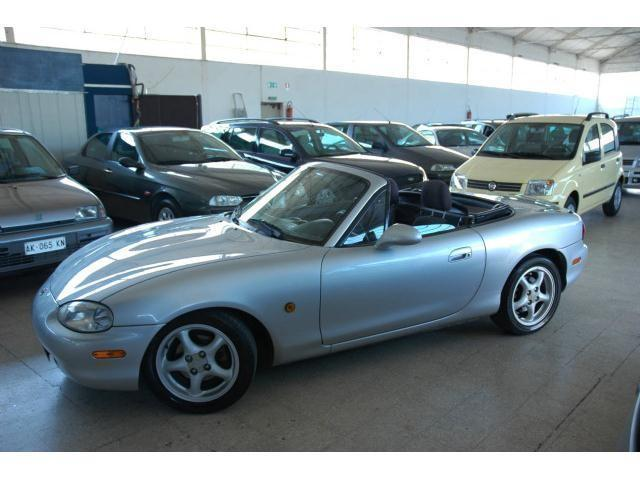sold mazda mx5 1.6i 16v * cabrio s. - used cars for sale - autouncle