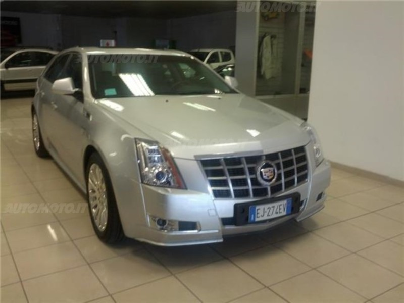 Sold Cadillac Cts Usata 2011 Used Cars For Sale