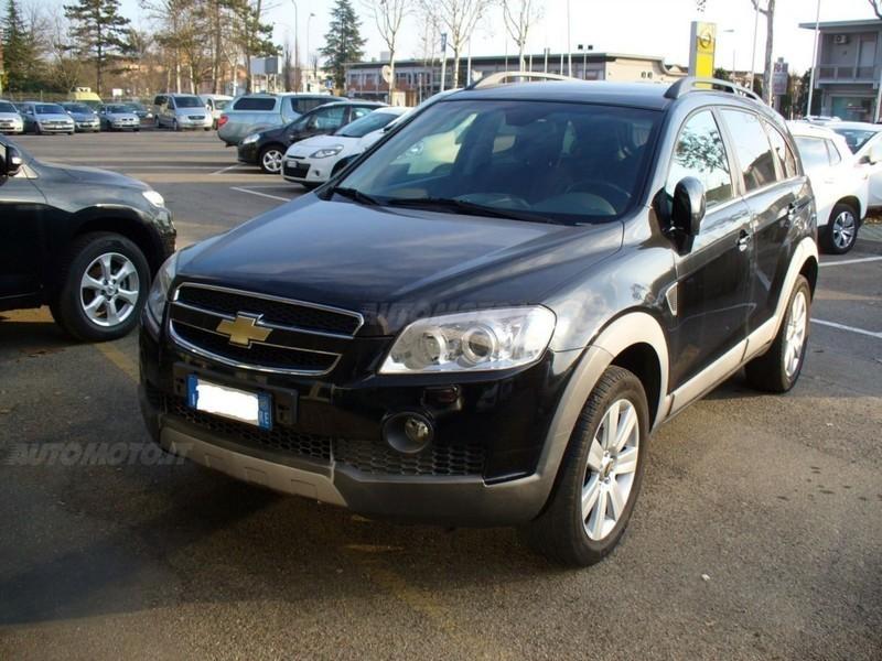 Sold Chevrolet Captiva Usata Del 2 Used Cars For Sale