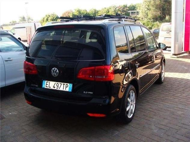 sold vw touran 2 0 tdi 140 cv dsg used cars for sale autouncle. Black Bedroom Furniture Sets. Home Design Ideas