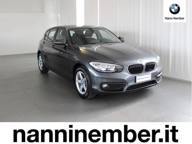 gebraucht BMW 116 d 5p. Advantage