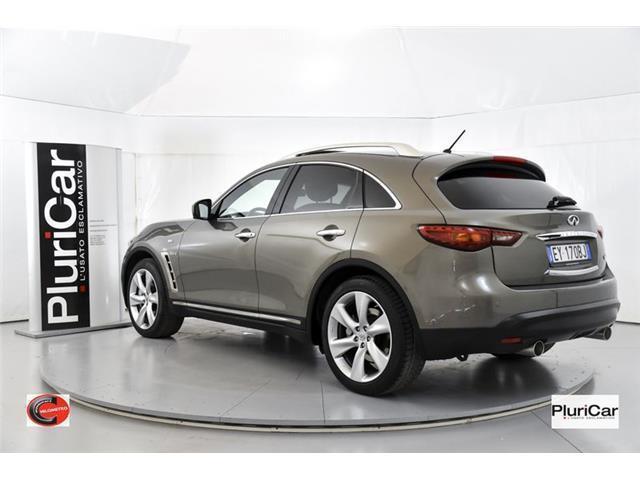 venduto infiniti qx70 3 0 diesel auto auto usate in vendita. Black Bedroom Furniture Sets. Home Design Ideas