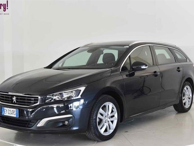 sold peugeot 508 2 0 hdi 140 cv sw used cars for sale autouncle. Black Bedroom Furniture Sets. Home Design Ideas