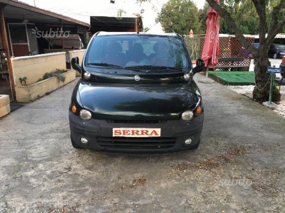 sold fiat multipla 105 jtd sx used cars for sale autouncle. Black Bedroom Furniture Sets. Home Design Ideas