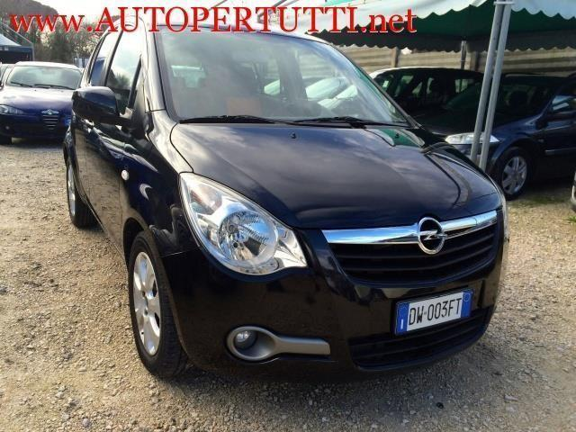 usato usata 2009 opel agila 2009 km in marano di. Black Bedroom Furniture Sets. Home Design Ideas