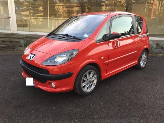 sold peugeot 1007 1 6 sporty 2tron used cars for sale autouncle. Black Bedroom Furniture Sets. Home Design Ideas