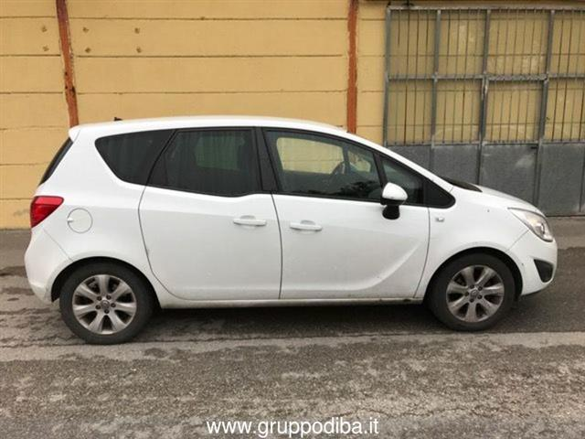 sold opel meriva usata del 2012 ad used cars for sale autouncle. Black Bedroom Furniture Sets. Home Design Ideas